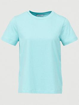 V by Very V By Very The Basic Crew Neck Tee - Turquoise Picture
