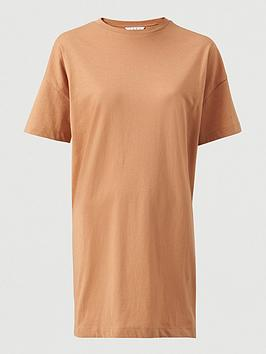 V by Very V By Very The Boxy Tunic - Camel Picture