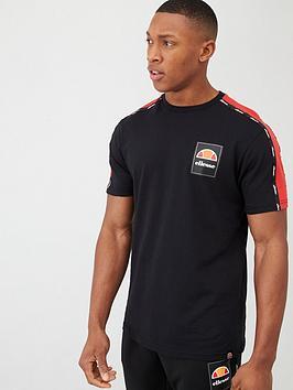 Ellesse Ellesse Serchio T-Shirt - Black Picture