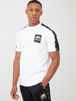 Ellesse Ellesse Serchio T-Shirt - White Picture