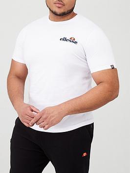Ellesse Ellesse Plus Size Voodoo T-Shirt - White Picture