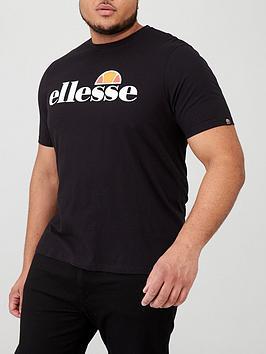 Ellesse Ellesse Plus Size Prado T-Shirt - Black Picture