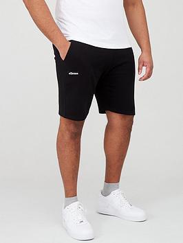 Ellesse Ellesse Plus Size Noli Shorts - Black Picture