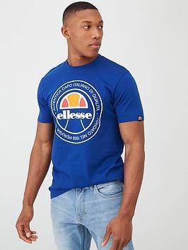 Ellesse Ellesse Monaldo T-Shirt - Blue Picture