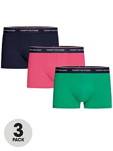 tommy-hilfiger-3-pack-trunk-navy-pink-green