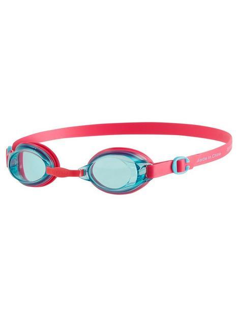 speedo-jet-junior-girls-goggles-pink