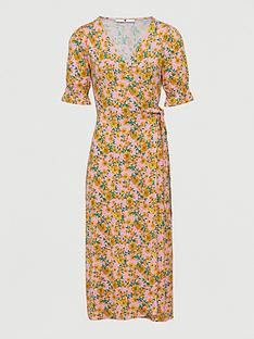 v-by-very-printed-wrap-midaxi-dress-pink-floral