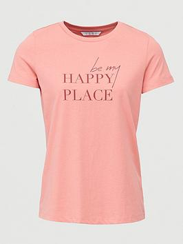 V by Very V By Very Be My Happy Place Tee Picture