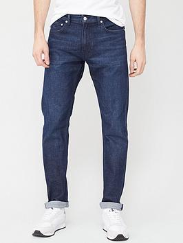 Calvin Klein Jeans Calvin Klein Jeans 026 Slim Fit Jeans - Dark Blue Picture