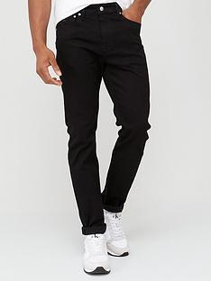 calvin-klein-jeans-058-slim-tapered-jeans-black