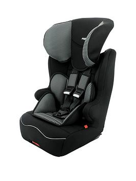 Nania Nania Racer Tech Isofix Group 123 High Back Booster With Harness Picture