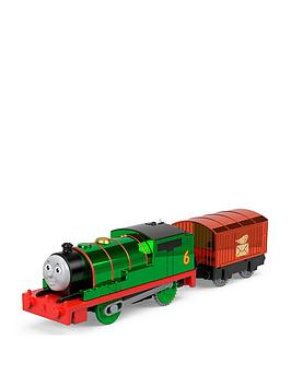 Thomas & Friends Thomas & Friends Motorised Metallic Percy Picture