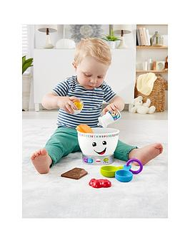 Fisher-Price Fisher-Price Laugh & Learn Magic Colour Mixing Bowl Picture