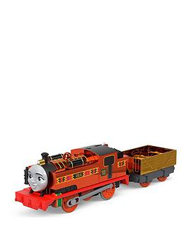 Thomas & Friends Thomas & Friends Motorised Metallic Nia Picture