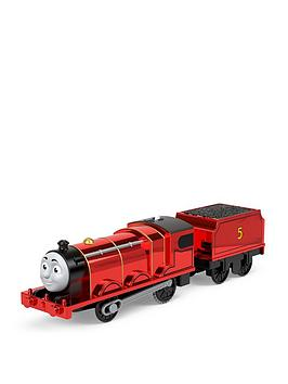 Thomas & Friends Thomas & Friends Motorised Metallic James Picture