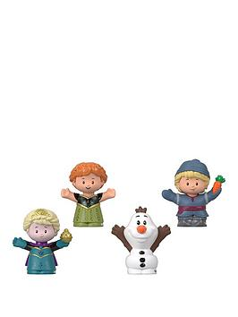 Fisher-Price Fisher-Price Disney Frozen 4 Figure Pack Picture