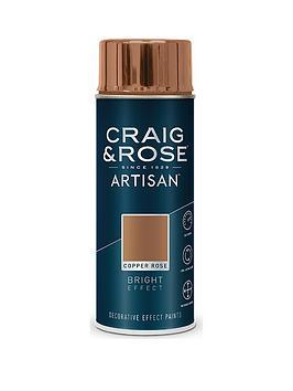 Craig & Rose Craig & Rose Artisan Copper Rose Bright Effect Spray Paint Picture