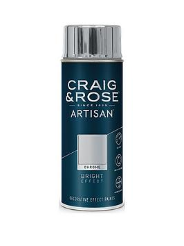 Craig & Rose Craig & Rose Artisan Chrome Bright Effect Spray Paint Picture