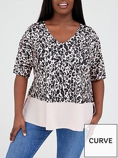 v-by-very-curve-chiffon-hem-jersey-top-animal-print