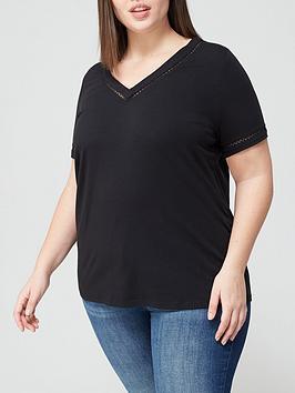 v-by-very-curve-lace-insert-v-neck-t-shirt-black