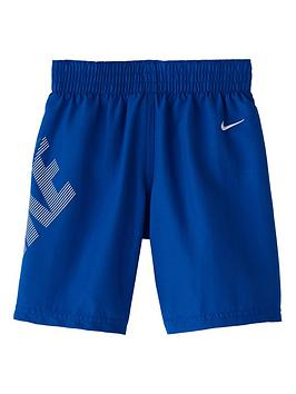 Nike Nike Toddler Boys 6 Inch Volley Shorts - Blue Picture