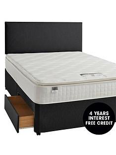 silentnight-mirapocket-mia-1000-memory-pillowtop-divan-bed-with-storage-options-medium-firm