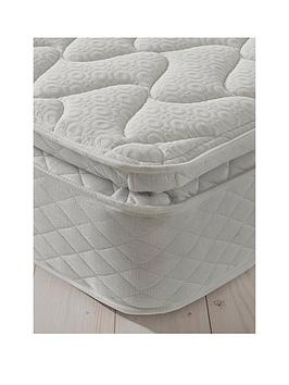 Silentnight Silentnight Freya 800 Eco Comfort Pillowtop Mattress - Medium Picture