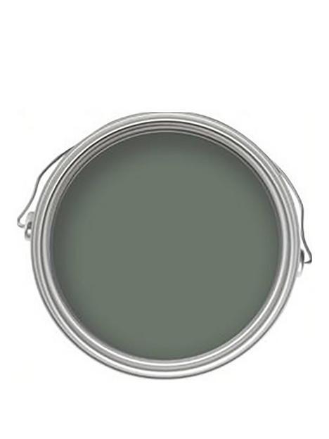 craig-rose-1829nbspchalky-emulsion-paint-pullman-greennbsp25-litre-tin
