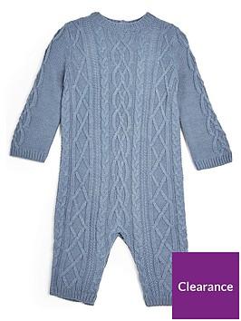 mamas-papas-baby-boys-knitted-sleepsuit-blue