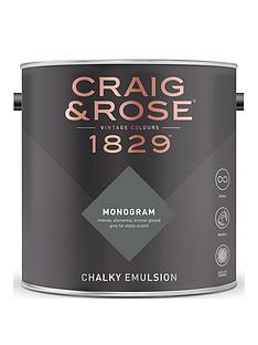 craig-rose-1829-monogram-chalky-emulsion-25l