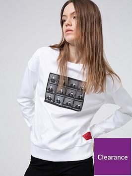 hugo-print-sweatshirt-white