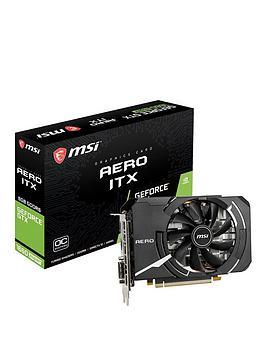 MSI Msi Gpu Nv Gtx1660 Super Aero Itx Oc 6G Fan Picture