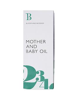 Bloom And Blossom Mother And Baby Oil