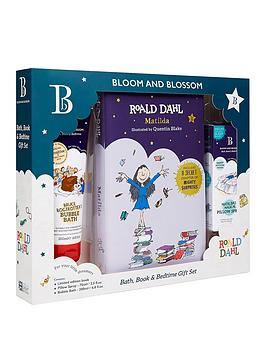 Bloom and Blossom  Bloom And Blossom Matilda Bath, Book & Bedtime Giftset
