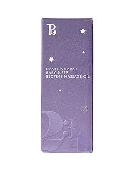 Bloom and Blossom Bloom And Blossom Baby Bedtime Massage Oil Picture