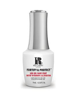 Red Carpet Manicure Red Carpet Manicure Fortify And Protect Base Coat Gel  ... Picture