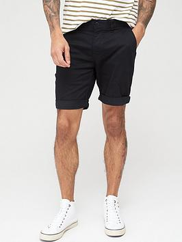 Tommy Jeans  Essential Chino Short - Black