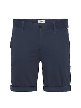 Tommy Jeans Essential Chino Short - Navy