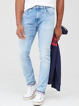 Tommy Jeans Tommy Jeans Austin Slim Tapered Jean - Court Light Blue Picture