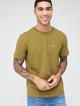 tommy-jeans-tommy-classics-t-shirt-olive