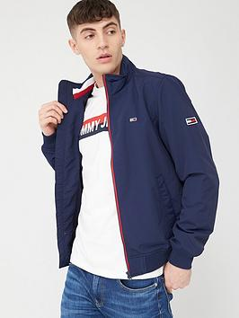 Tommy Jeans Tommy Jeans Essential Bomber Jacket - Black Picture