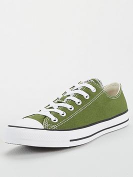 Converse Converse Chuck Taylor All Star Ox - Green Picture