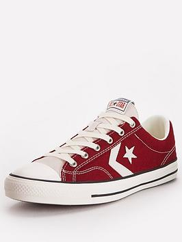 Converse Converse Star Player - Red/White Picture