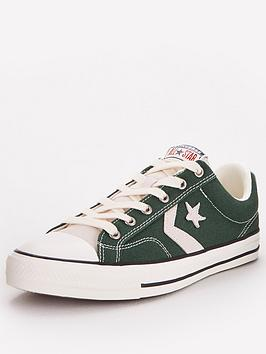 Converse Converse Star Player - Green/White Picture
