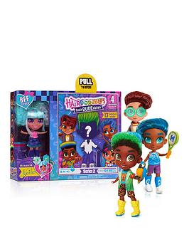 Hairdorable Hairdorable Hairdorables Hairdudeables Bff Pack Assortment -  ... Picture