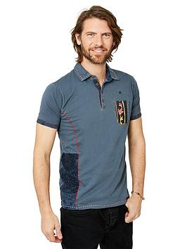 Joe Browns Joe Browns Full Of Personality Polo Shirt - Grey Picture