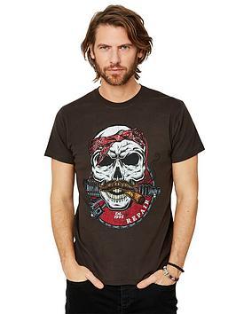 Joe Browns Joe Browns No Way Back T-Shirt - Black Picture