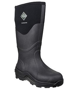 Muck Boots Muck Boots Muckmaster Tall Welly - Black Picture