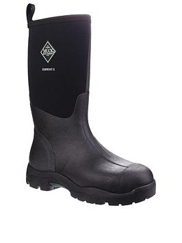 Muck Boots Muck Boots Derwent Ii Welly - Black Picture