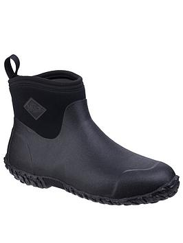 Muck Boots Muck Boots M'S Muckster Ii Ankle Welly - Black Picture